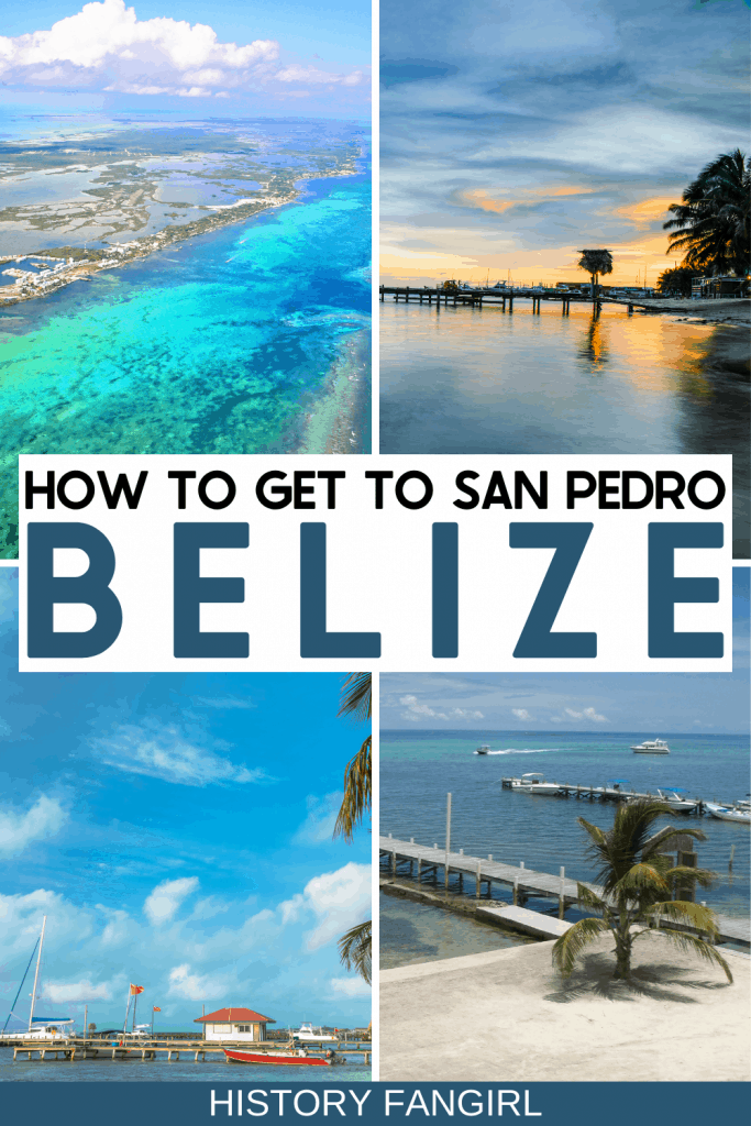 Belize City to San Pedro: How to Get from the Airport to Ambergris Caye & Back