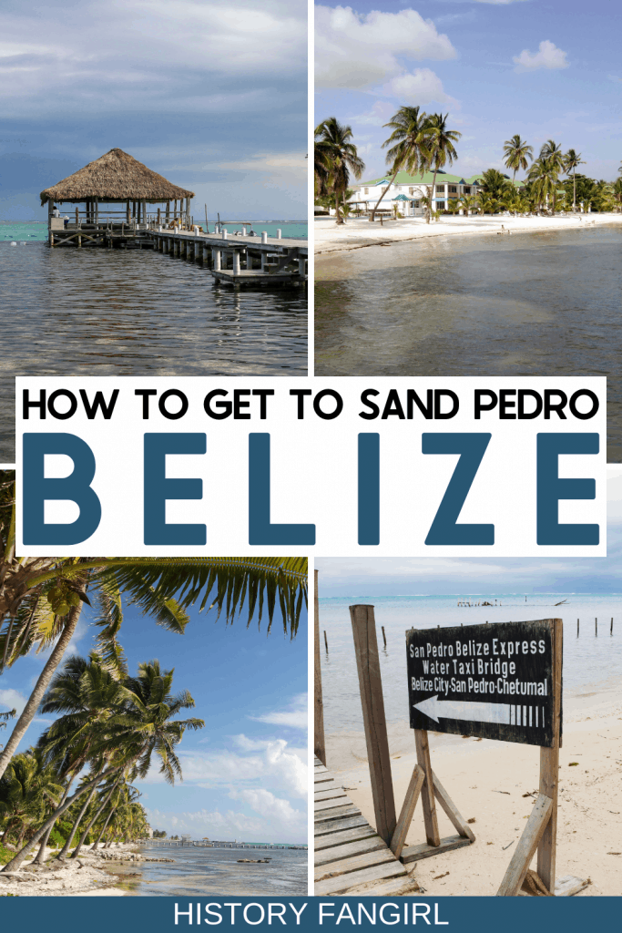 Belize City to San Pedro How to Get from the Airport to Ambergris Caye & Back