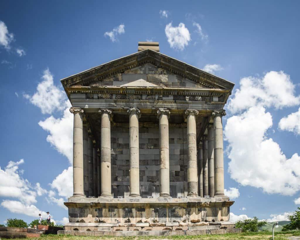 Armenia - Temple of Garni