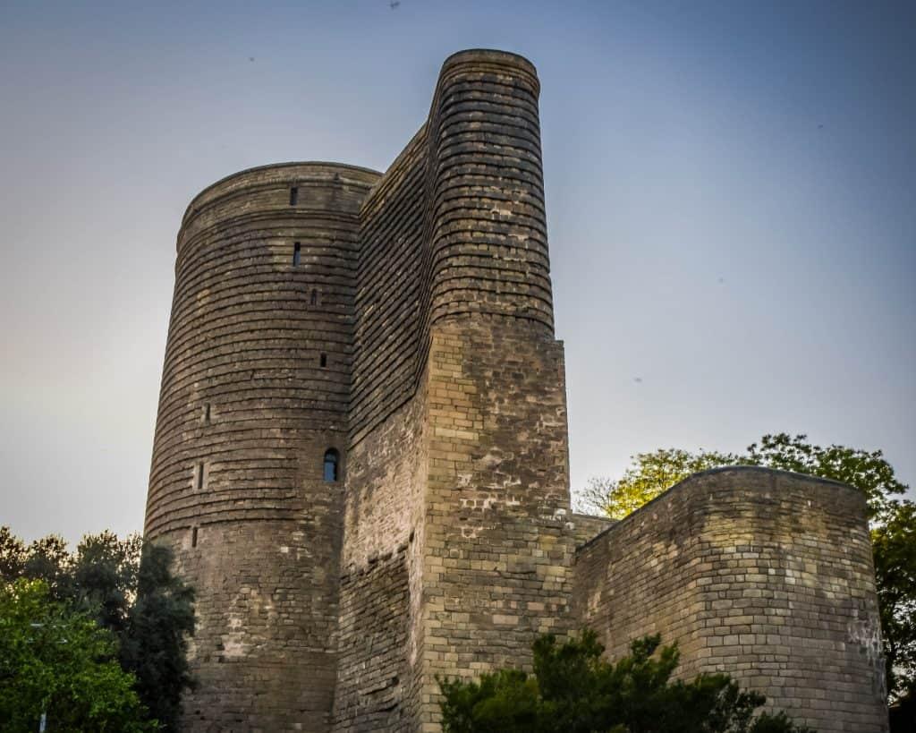 Azerbaijan - Baku - The Maiden Tower