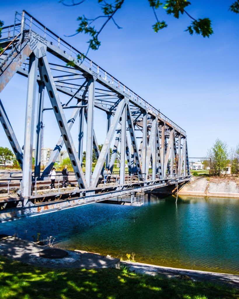 Ukraine - Chernobyl - Bridge