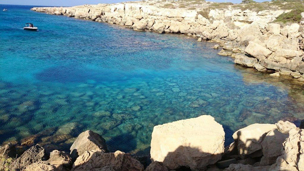 Cyprus - Fig Tree Bay - Pixabay