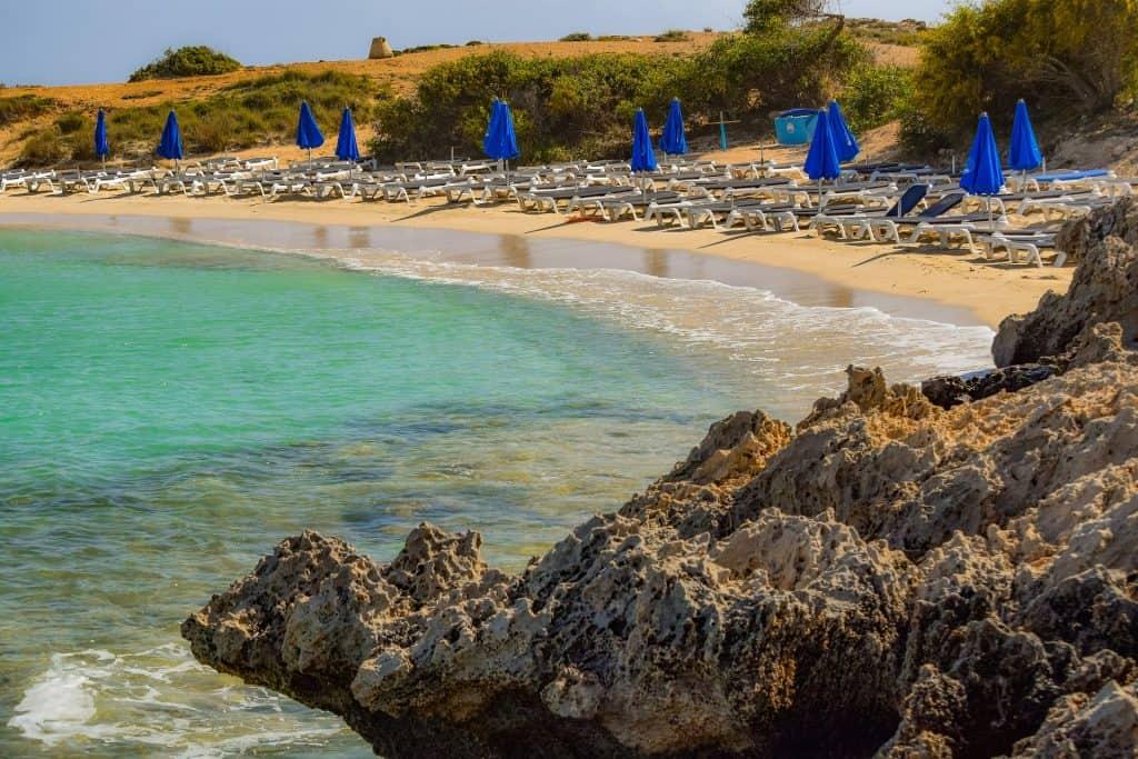 Cyprus - Agia Napa - Makronissos Beach - Pixabay