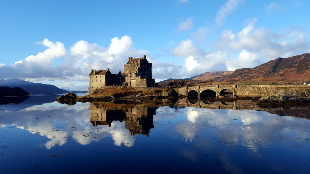Eileen Donan Castle - Scotland