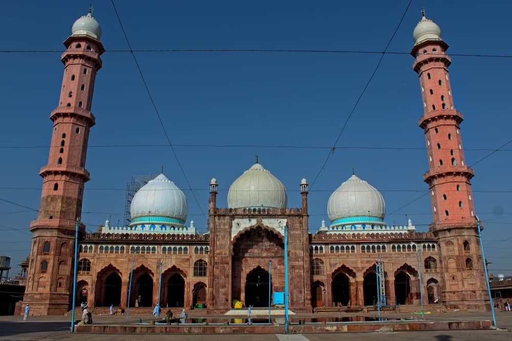 Taj-ul-Masajid is a mosque situated in Bhopal, India. It is the largest mosque in India and one of the largest mosques in Asia's