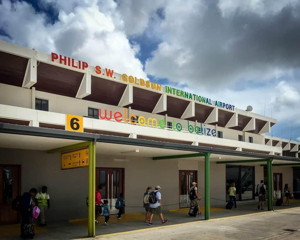 Belize City Airport
