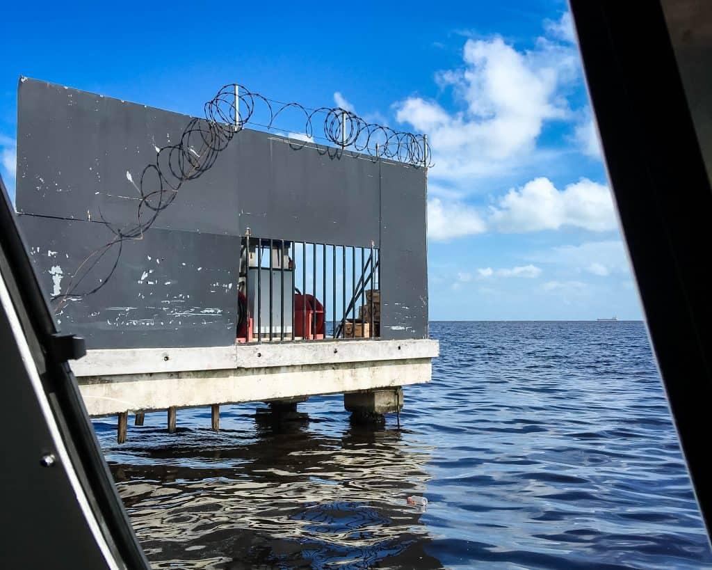 Belize - Belize City- Water Taxi Terminal