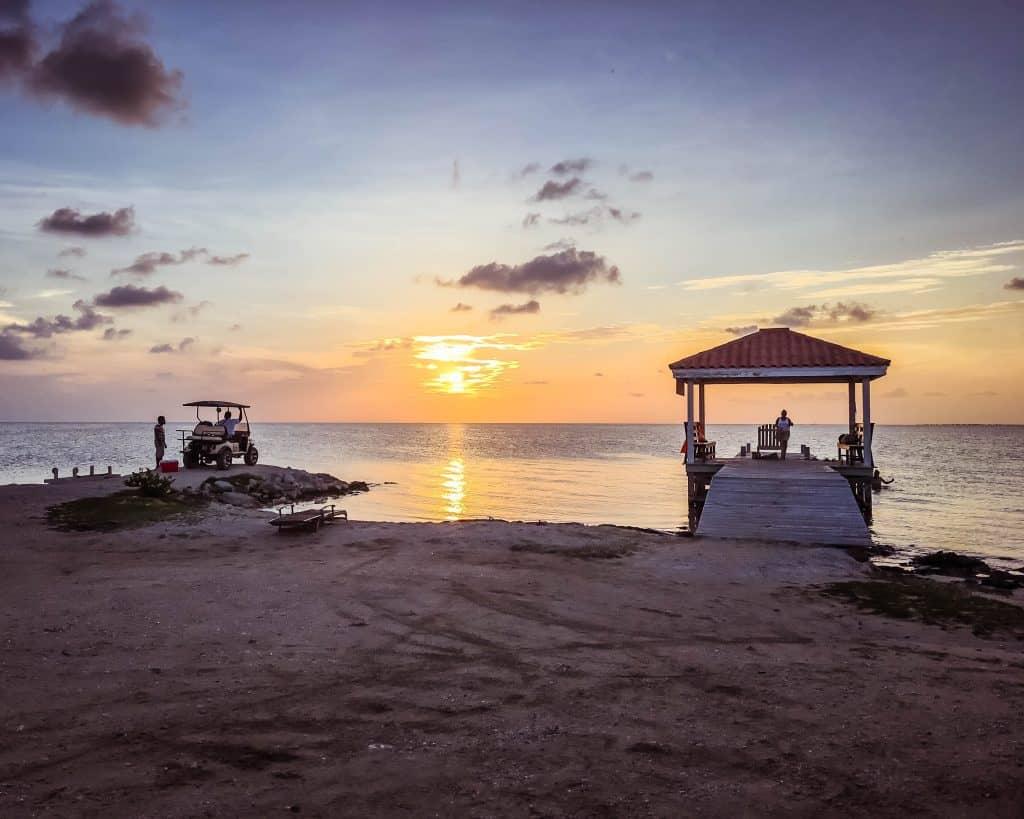 Belize - Secret Beach - Ambergris Caye
