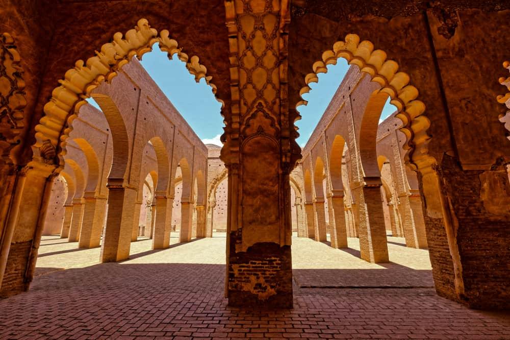 Tin Mel mosque in Morocco