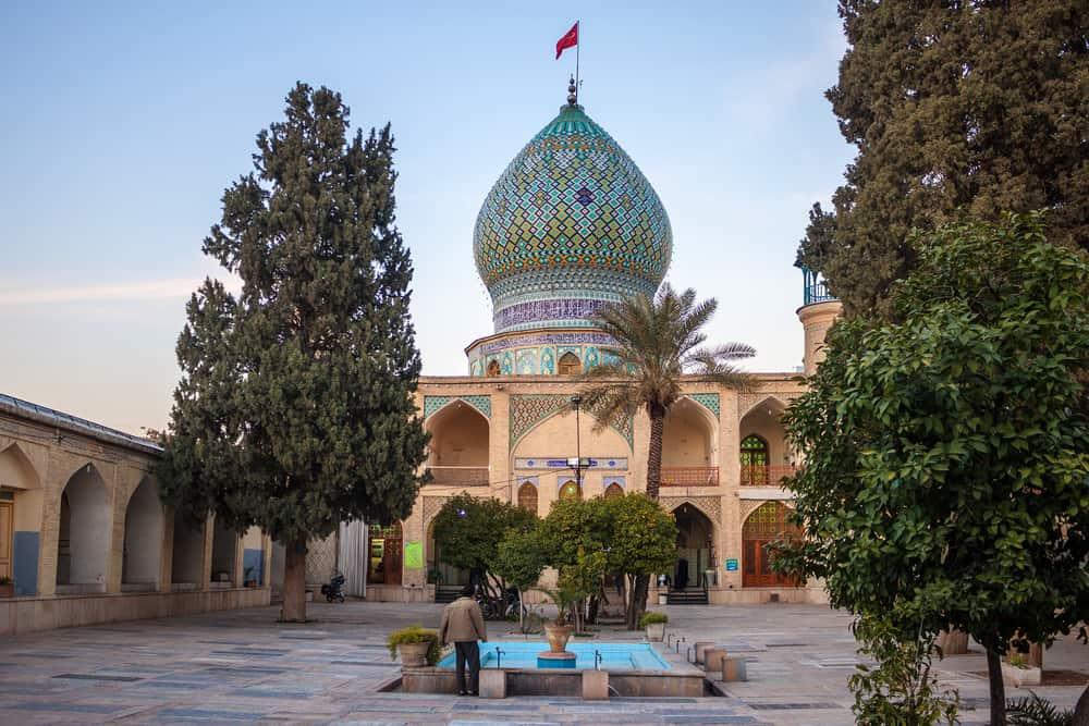 Ali Ebn-e Hamze Shrine, Shiraz, Iran