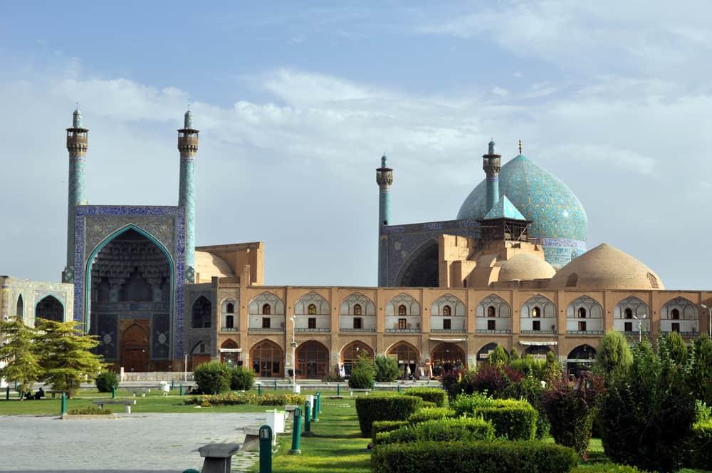 Esfehan mosque