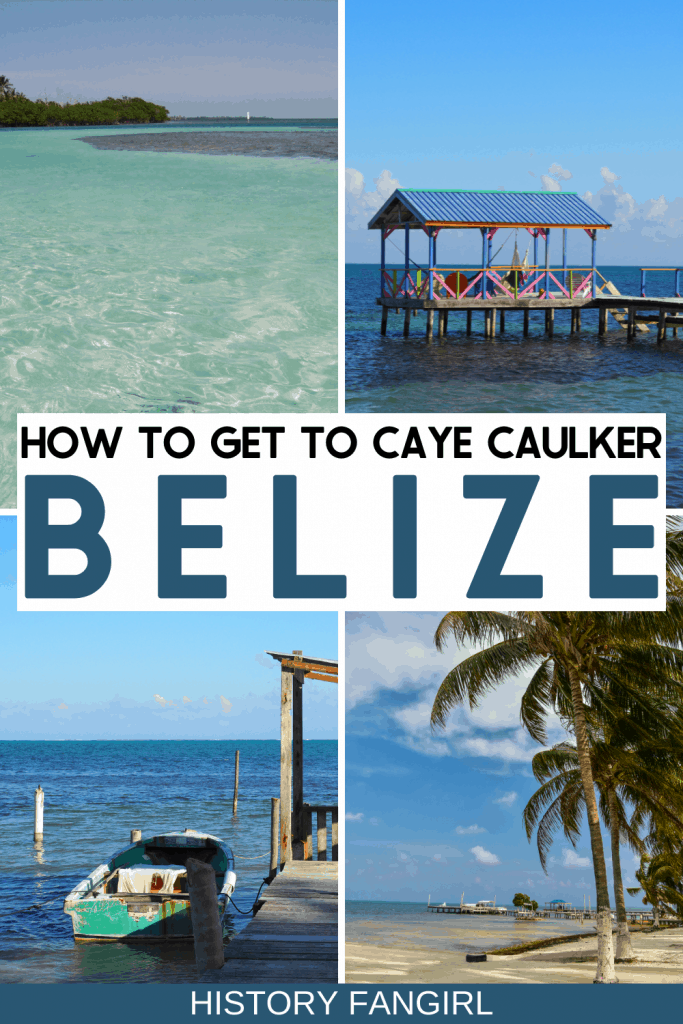 Belize City to Caye Caulker How to Get from BZE Airport to Caye Caulker & Back