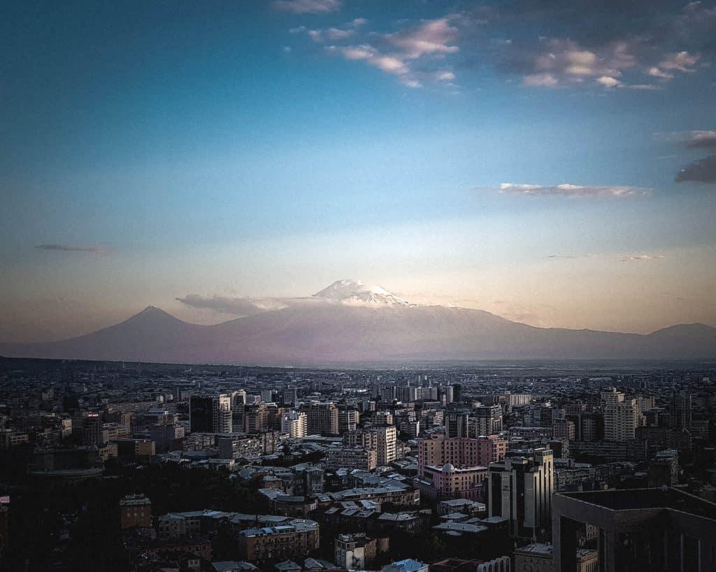 Armenia - Yerevan - Mount Ararat