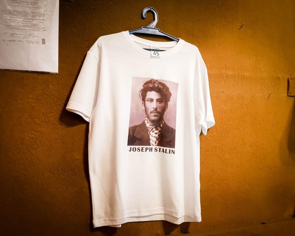 Georgia - Gori - Stalin T-shirt