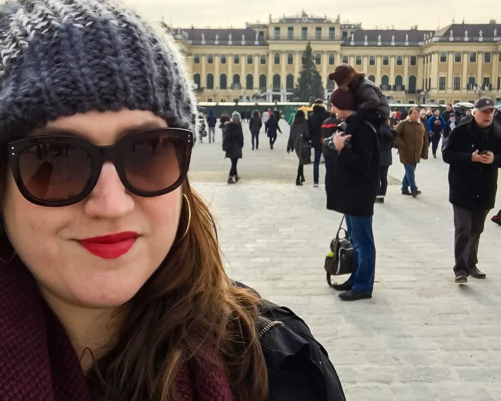 Austria - Vienna - Stephanie
