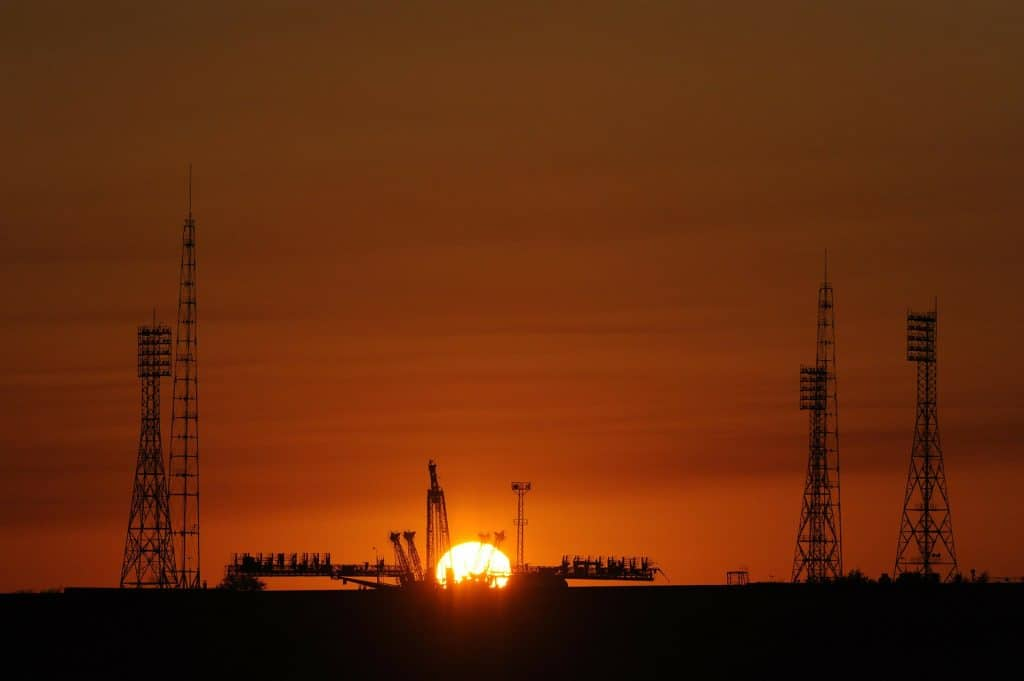 When Americans need to get to the International Space Station, they head to Kazakhstan's Baikonur Cosmodrome
