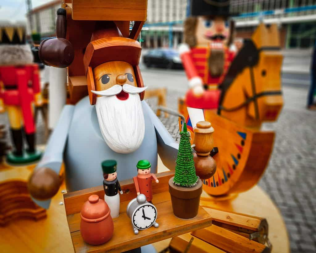 Germany - Dresden - Christmas Market