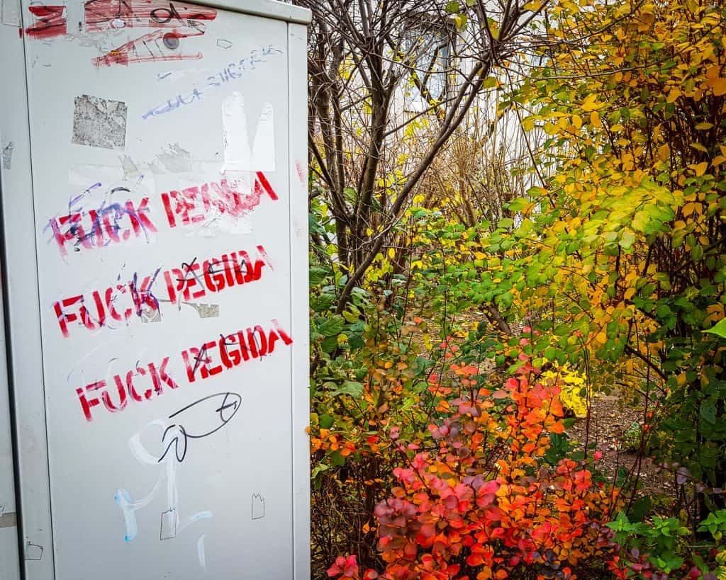 Germany - Dresden - Street Art