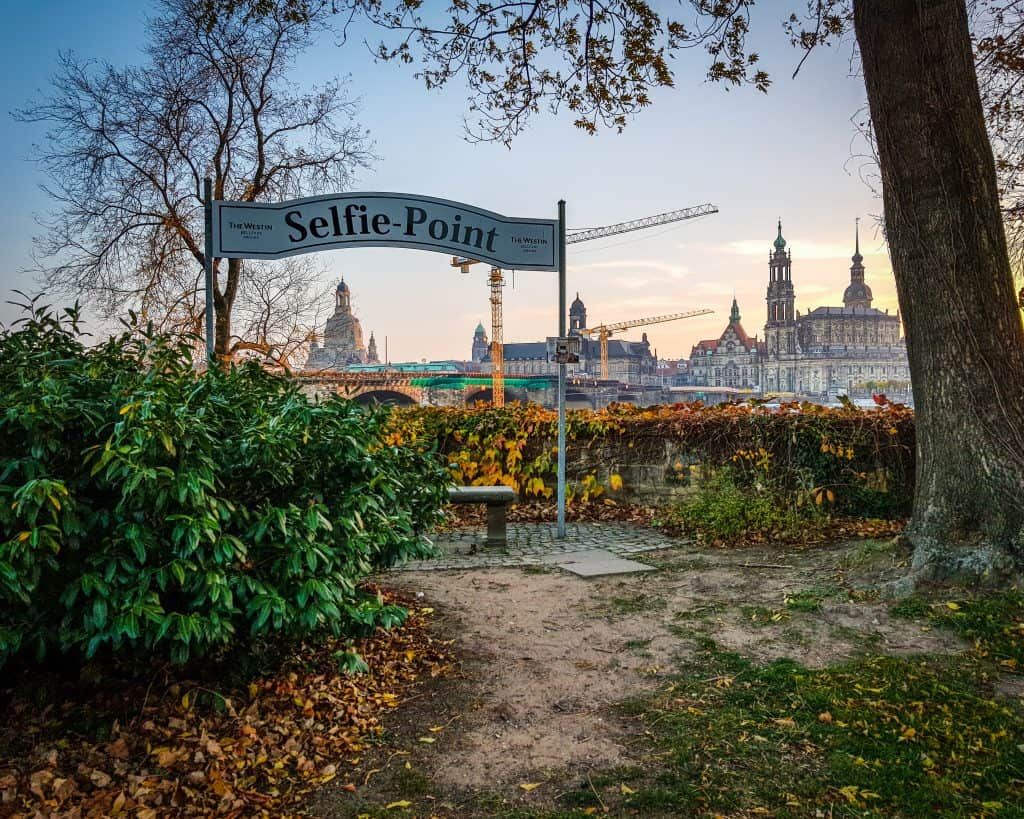Germany - Dresden Neustadt - Selfie Point