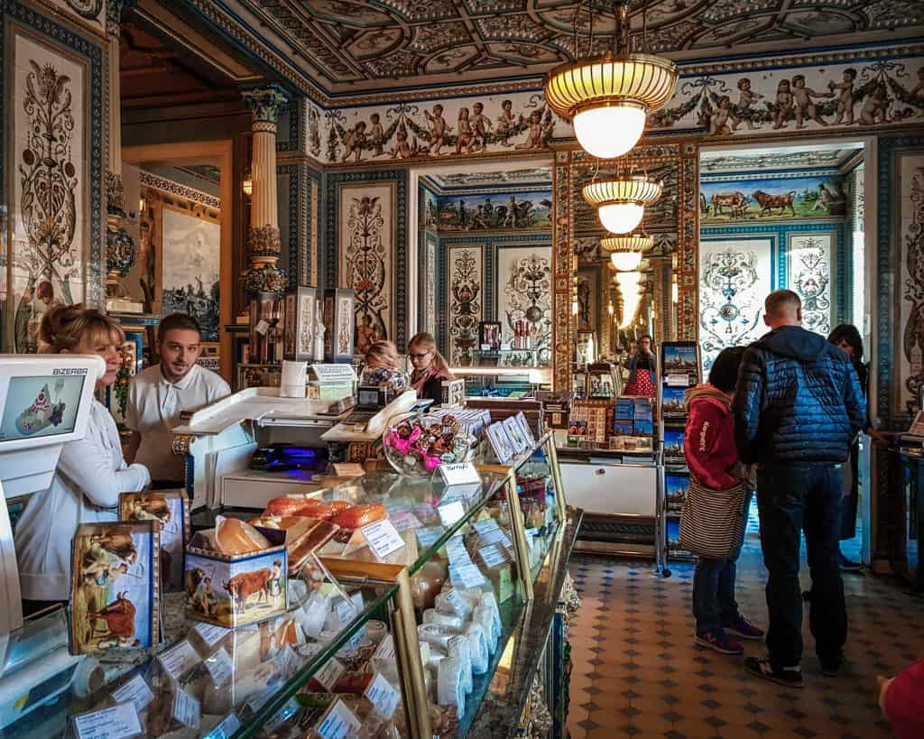 Germany - Dresden Neustadt - Pfunds Molkerei