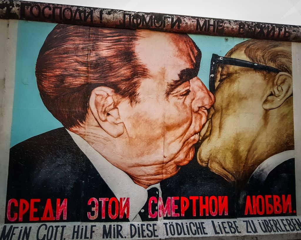Germany - Berlin - Berlin Wall Street Art