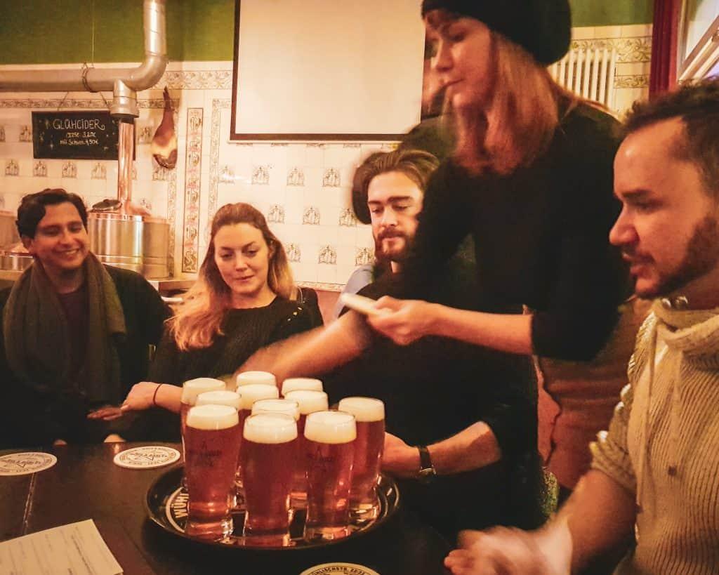 Germany - Berlin - Beer Tour