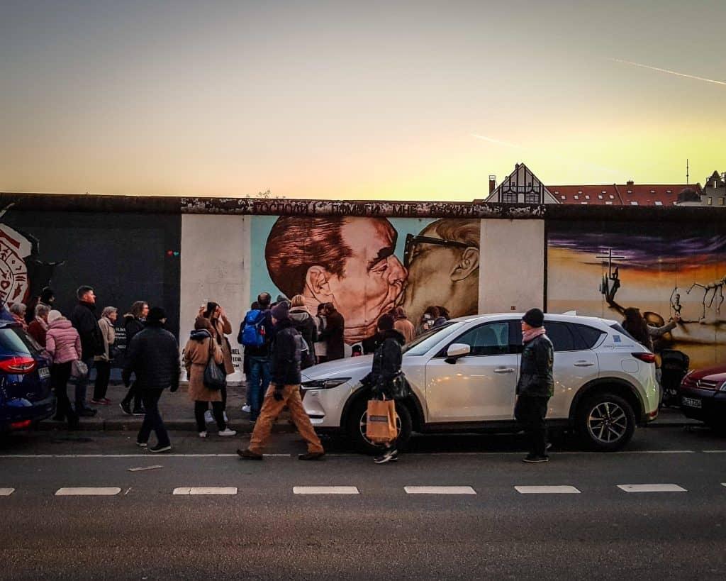 Germany - Berlin - Street Art Tour Berlin Wall