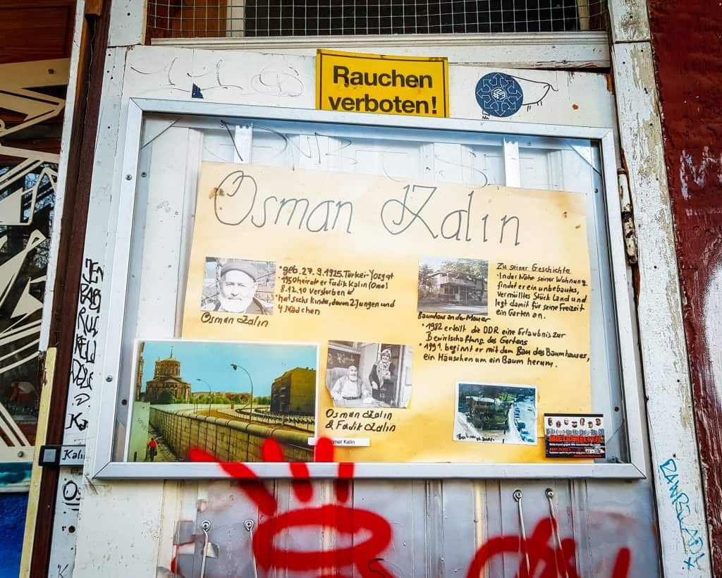Germany - Berlin - Street Art Tour