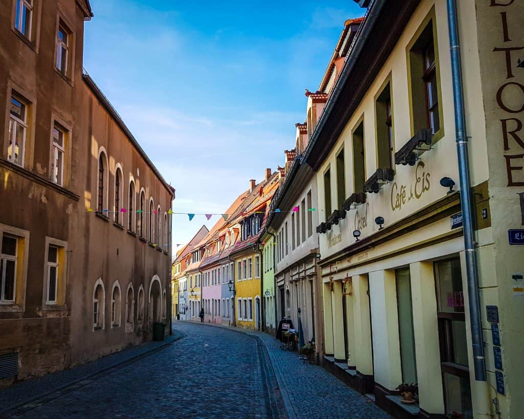 Germany - Stolpen - Town