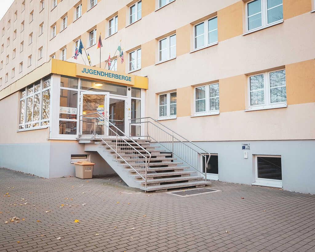 Germany - Dresden - Hostel