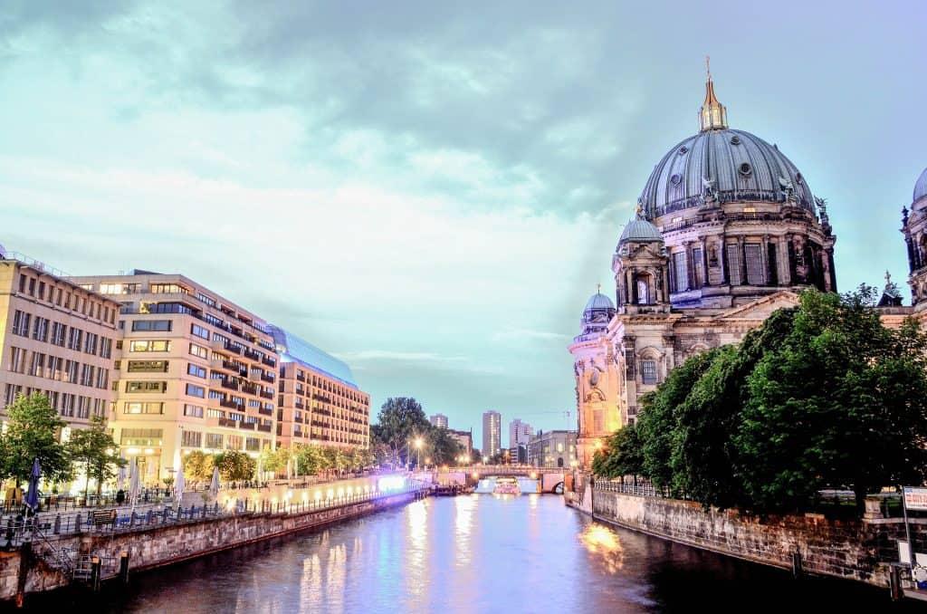 Germany - Berlin - Berlin Cathedral - Pixabay