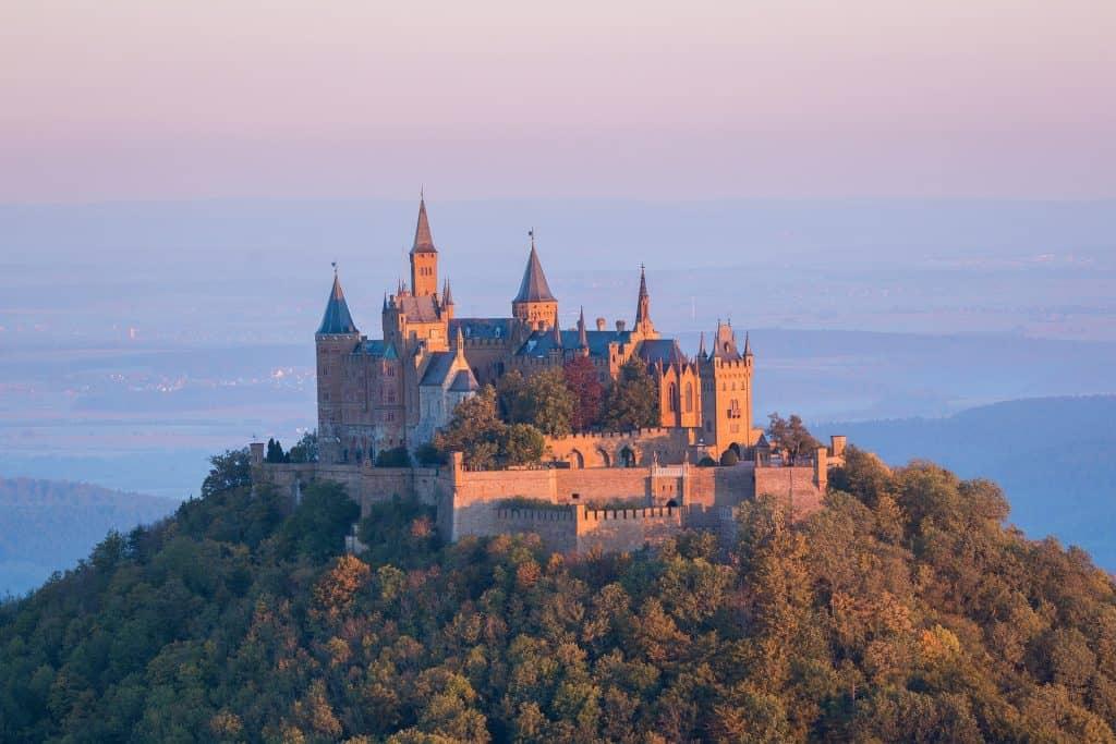 Germany - castle - pixabay