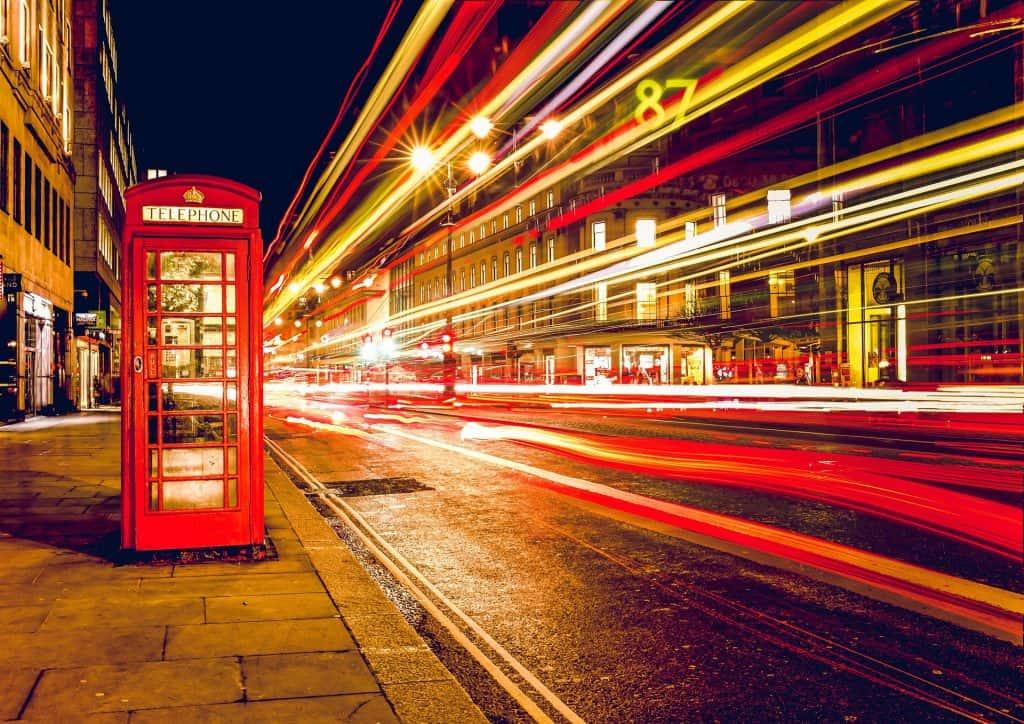 United Kingdom - Phone Booth - London - Pixabay
