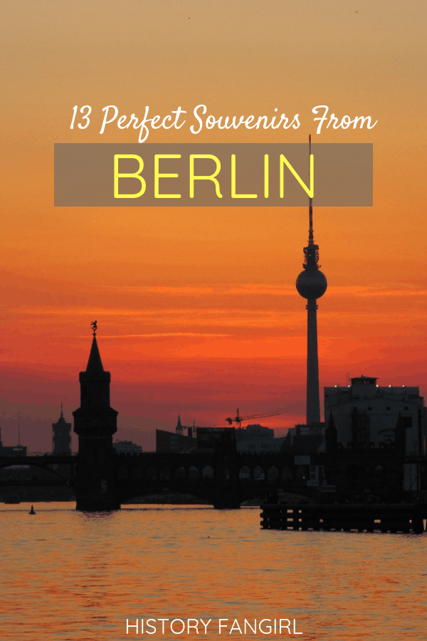 13 Perfect Berlin Souvenirs & Gifts Plus Berlin Shopping Tips!