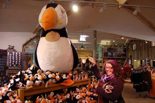 Iceland - Gullfoss - Puffin Gift Store