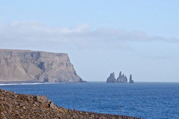 Iceland - Vik - Reynisfjara Black Sand Beach