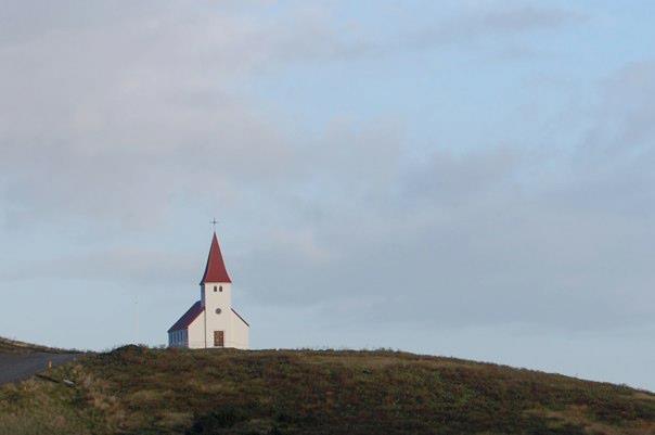 Iceland - Vik - Vik i Myrdal Church