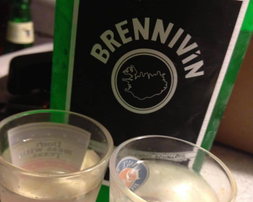 Iceland Souvenirs - Brennivin