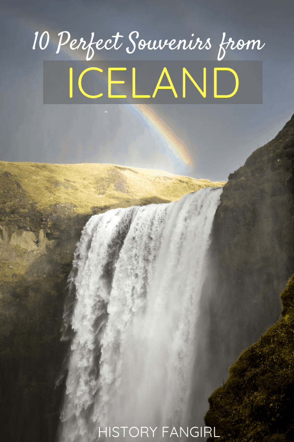 10 Perfect Icelandic Souvenirs for You're Iceland Shopping Trip