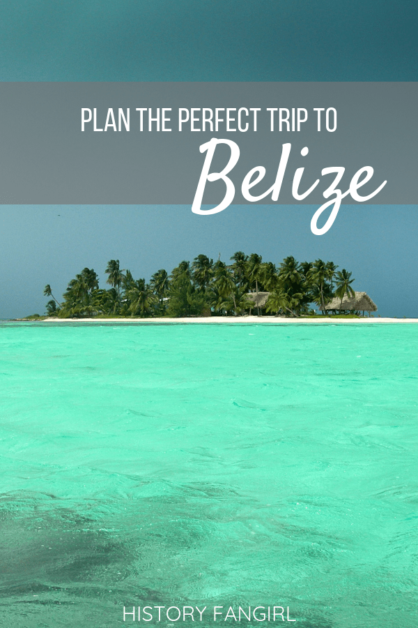 Planning a trip to Belize
