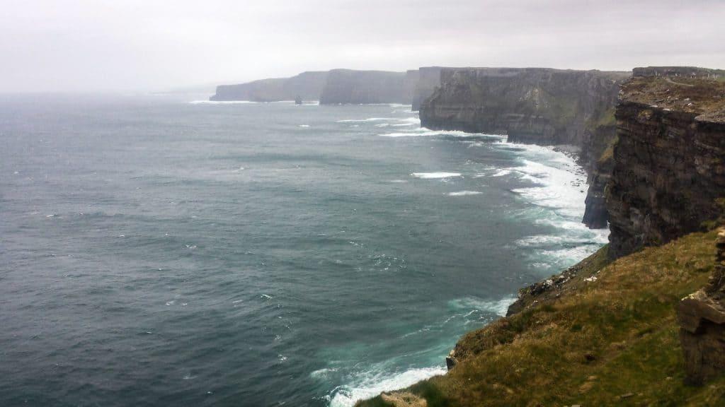 Ireland - Cliffs of Moher - Pixabay