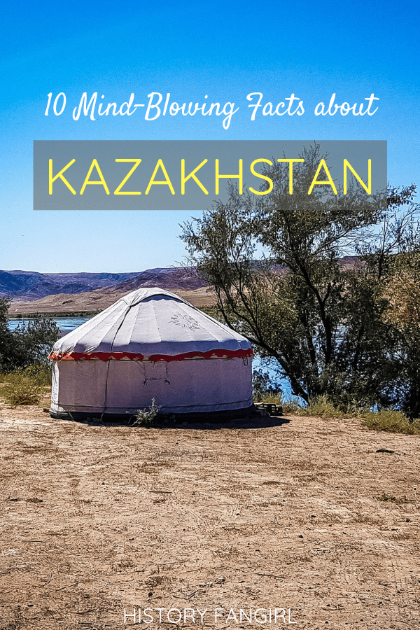 10 Mind-blowing Facts About Kazakhstan to Inspire Your Next Adventure