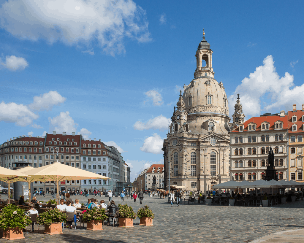 Instagrammable Places in Dresden