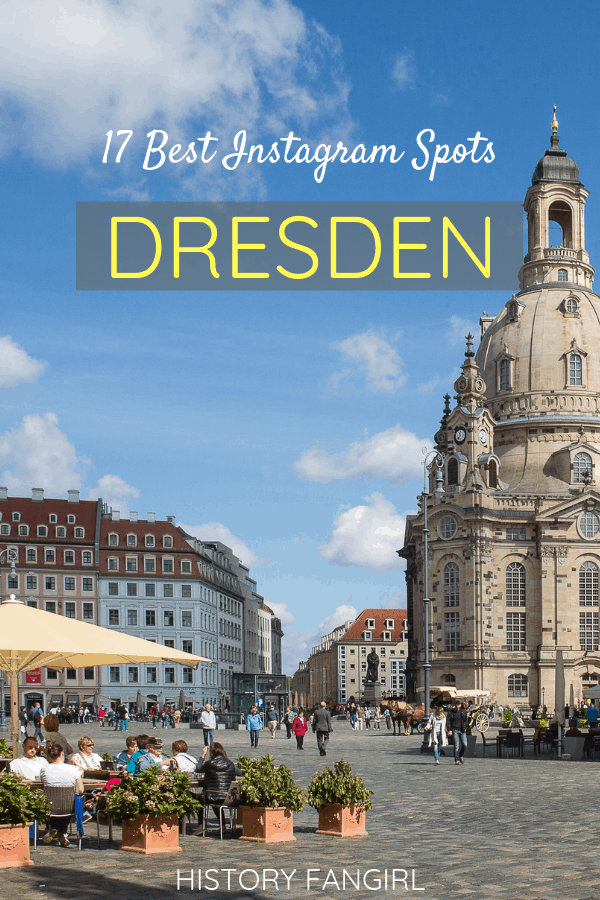 Most Instagrammable Places in Dresden