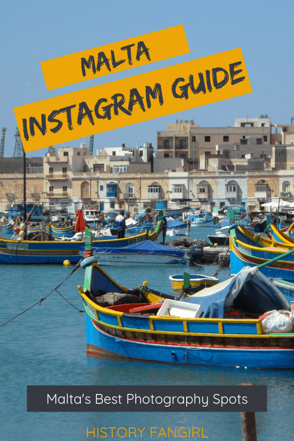 27 of the Most Instagrammable Places in Malta & Best Photo Spots
