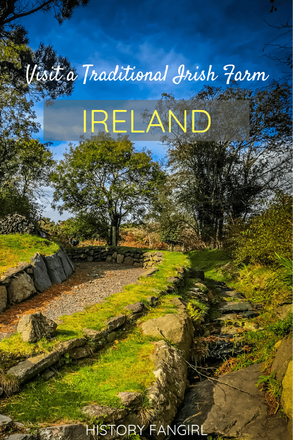 How to Visit a Traditional Irish Farm