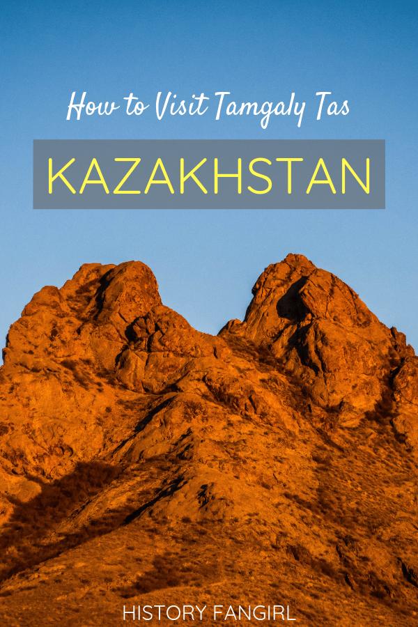 Tamgaly Tas: How to Visit Kazakhstan's Enchanting Buddhist Rock Art Sanctuary