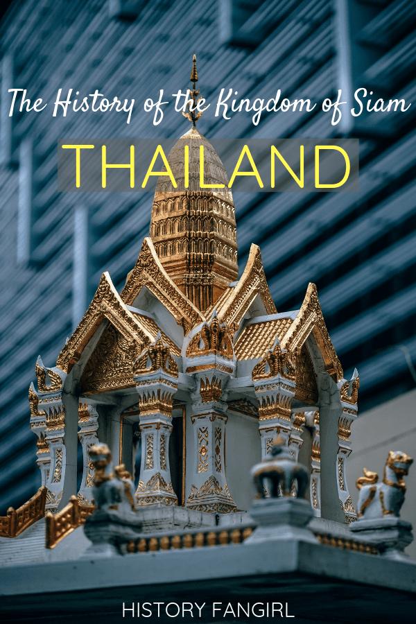 Bangkok and the Kingdom of Siam