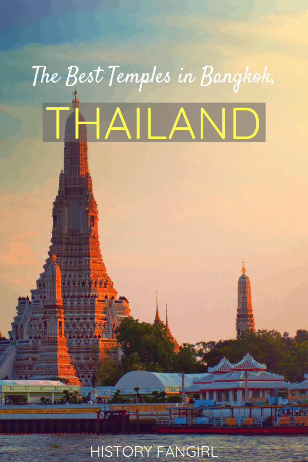 The Best Temples in Bangkok, Thailand