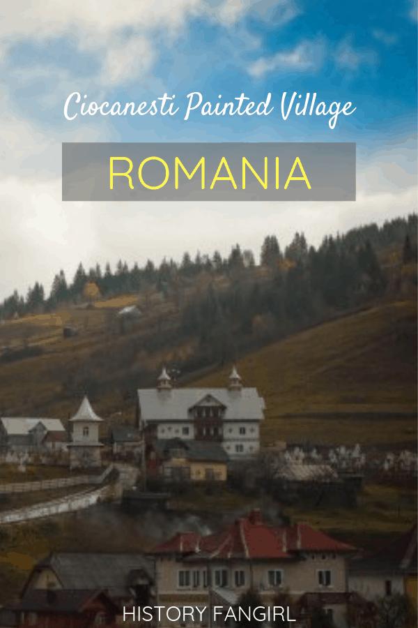 Traveling to Ciocanesti, Romania: Bucovina's Painted Village